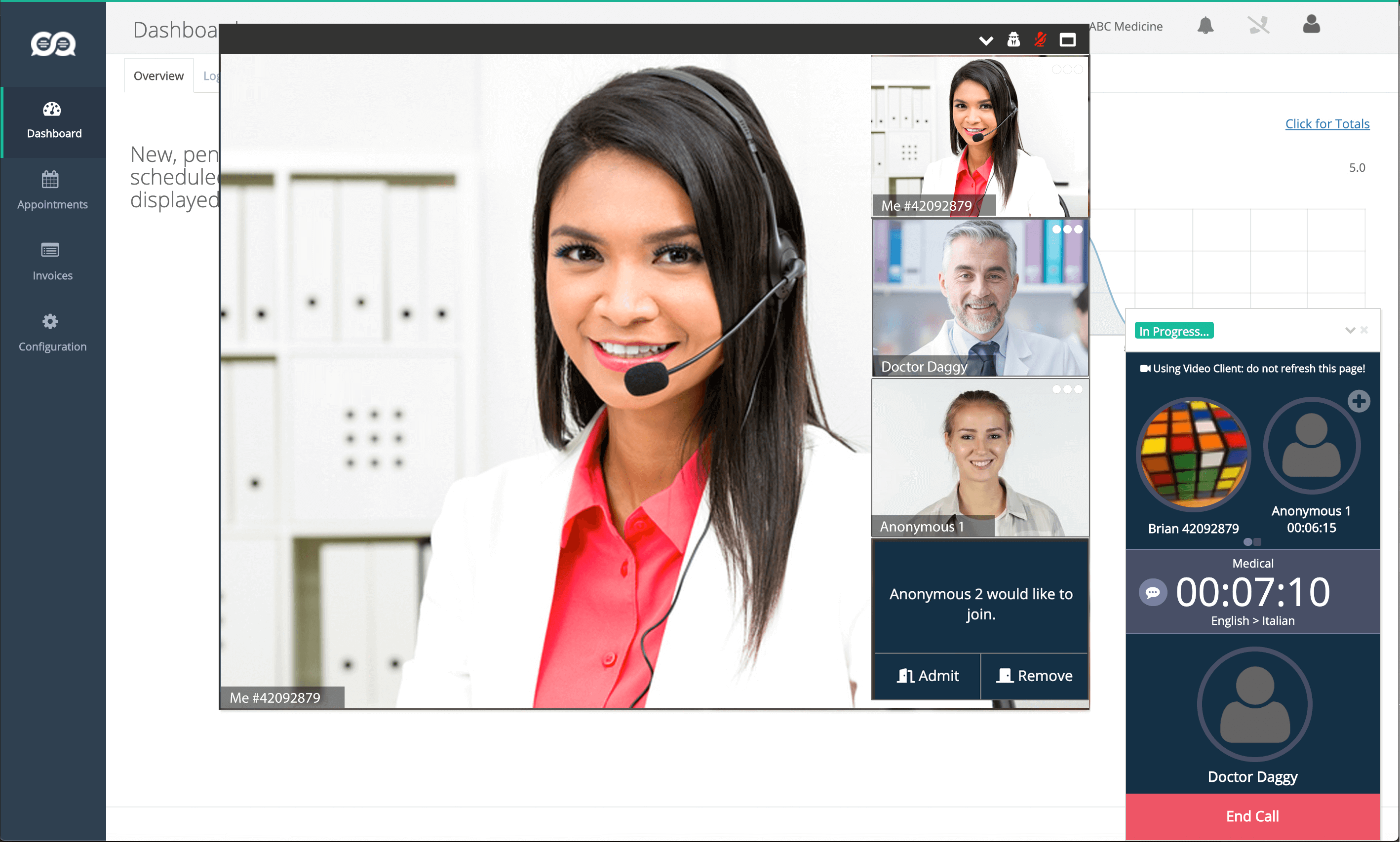 FIA Interpreting Virtual Interpreting Services